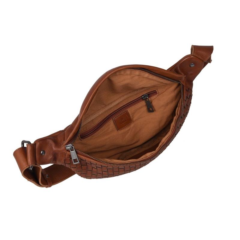 Adax Bumbag Carmen Corsico Cognac 2