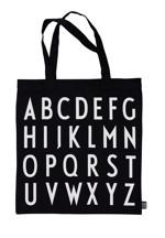 Design Letters Totebag Sort