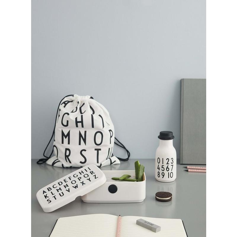 Design Letters Skolestart sæt Hvid 2