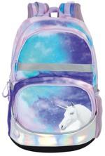 Yougo Skoletaske Unicorn Lilla
