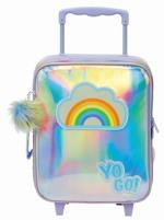 Yougo Børnekuffert Rainbow S Multi