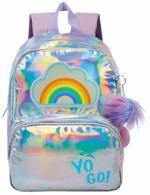 Yougo Børnerygsæk Rainbow Multi