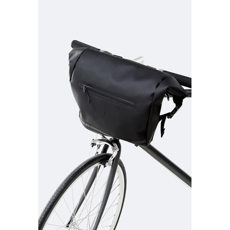 Rains Cykeltaske Bike Handle Bag Sort 6