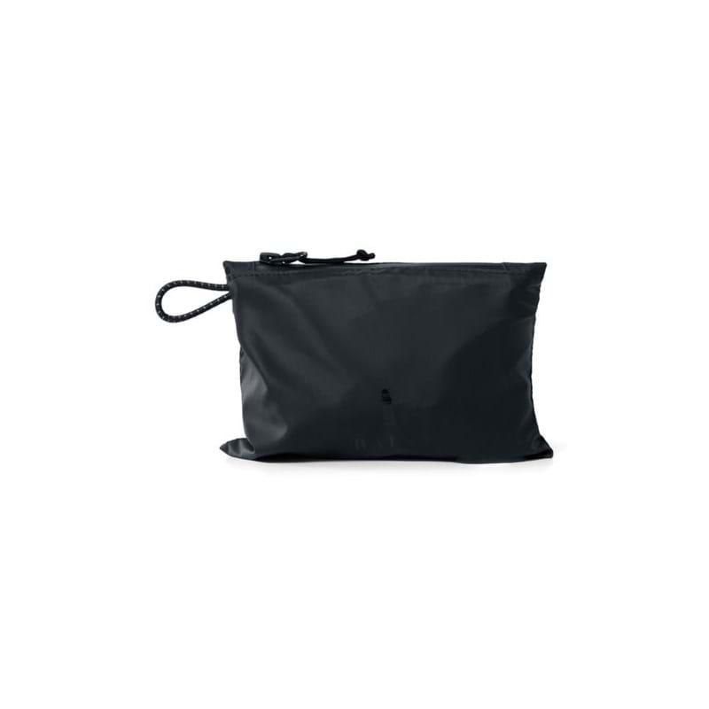 Rains Cykeltaske Bike Musette Bag Sort 1