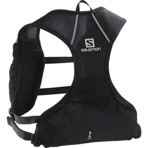 Salomon Løberygsæk/vest Agile 2 Set Sort