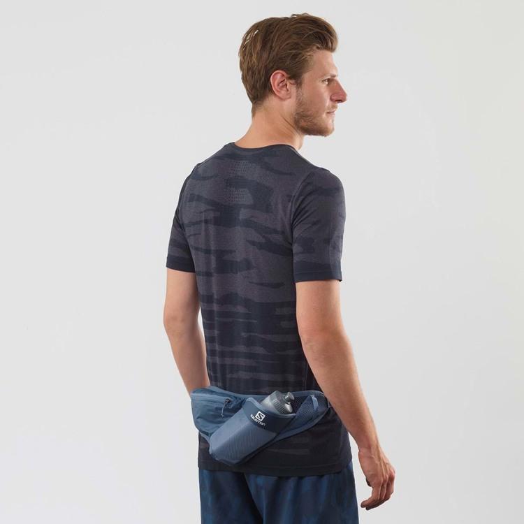 Salomon Væske bæltetaske Active Belt Blå/lyseblå 3