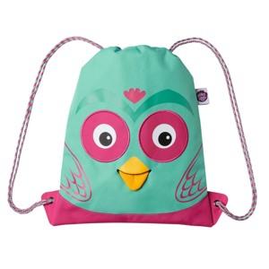 Affenzahn Gymnastikpose Owl Blå