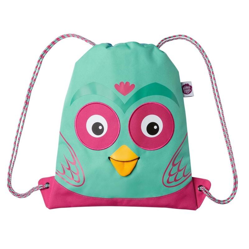 Affenzahn Gymnastikpose Owl Turkis 1