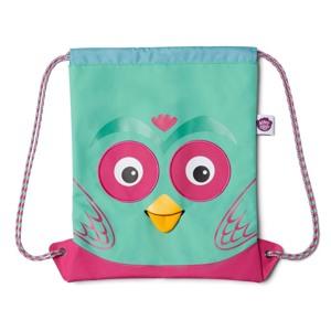 Affenzahn Gymnastikpose Owl Turkis alt image