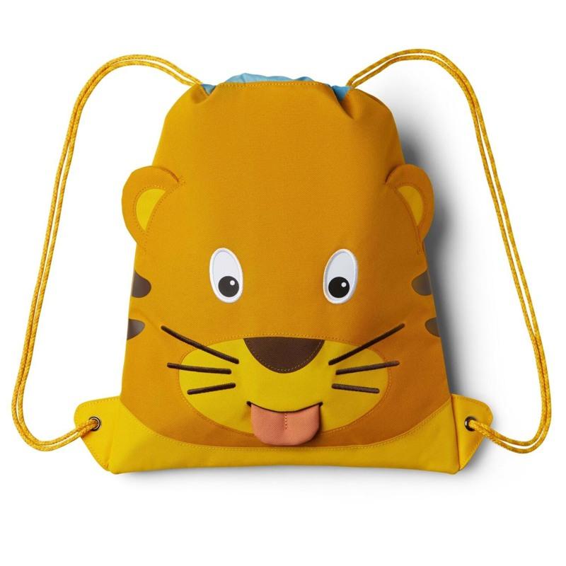 Affenzahn Gymnastikpose Tiger Gul 1