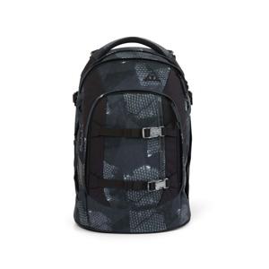 Satch Skoletaske Pack Grå