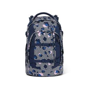 Satch Skoletaske Pack Blå