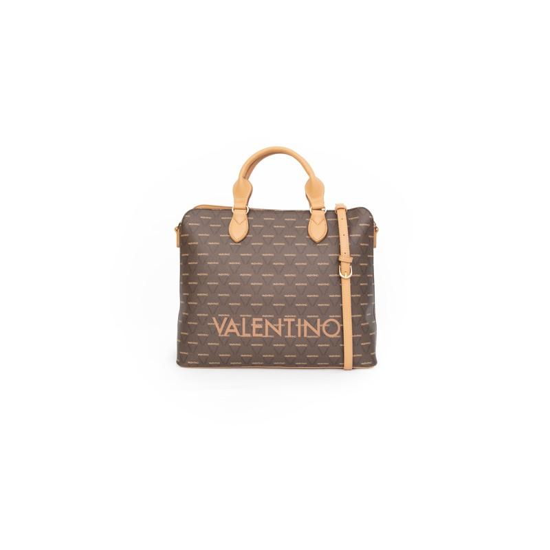 Valentino Handbags Håndtaske Liuto Mocca Brun 4