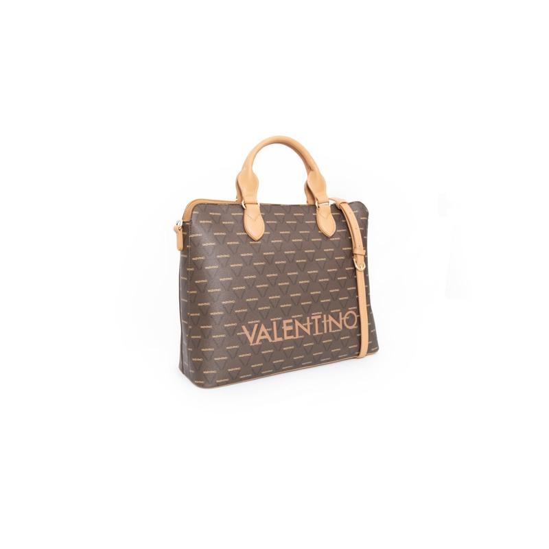 Valentino Handbags Håndtaske Liuto Mocca Brun 5