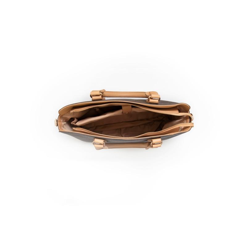 Valentino Handbags Håndtaske Liuto Mocca Brun 6