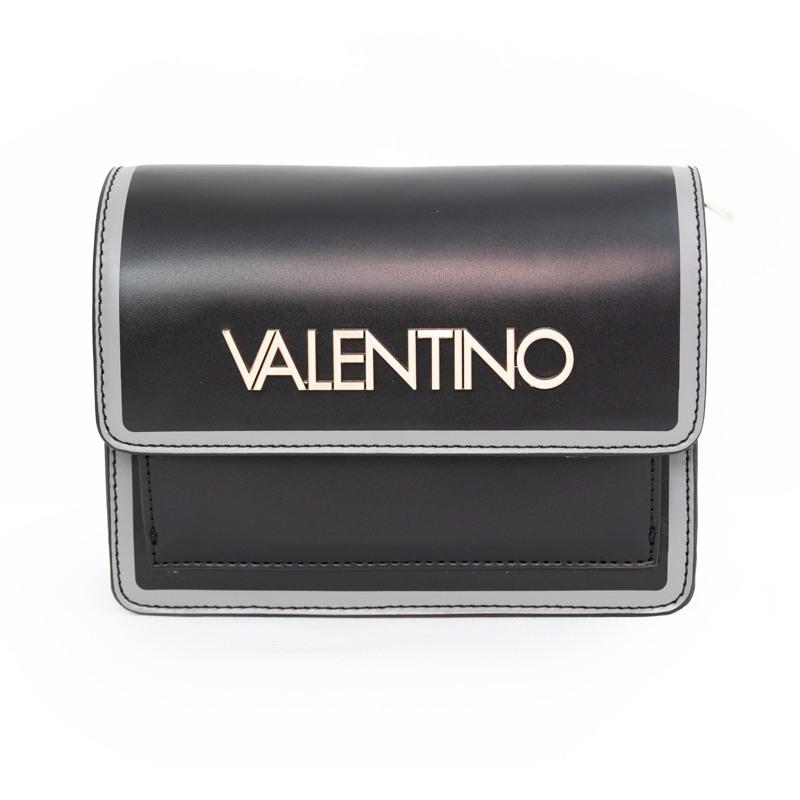 Valentino Bags Crossbody Mayor Sort/grå 1