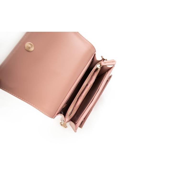 Valentino Handbags Crossbody Mayor Rose/Black 8