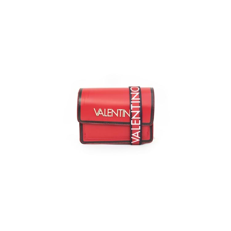 Valentino Handbags Crossbody Mayor Rød/sort 4