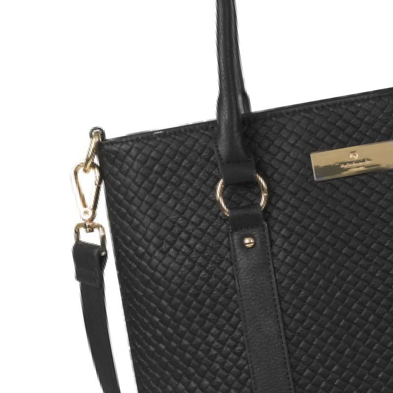 Rosemunde Shopper Sort/Guld 2