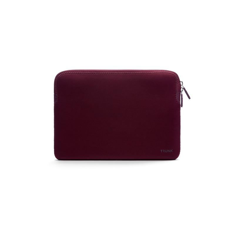 Trunk MacBook Pro Sleeve Bordeaux 1