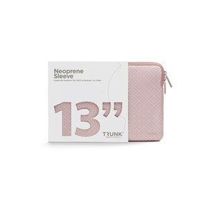 Trunk Sleeve MacBook Pro Rosa 2