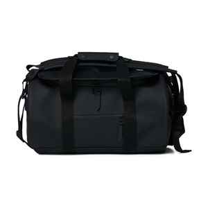 Rains Duffel Bag S Sort