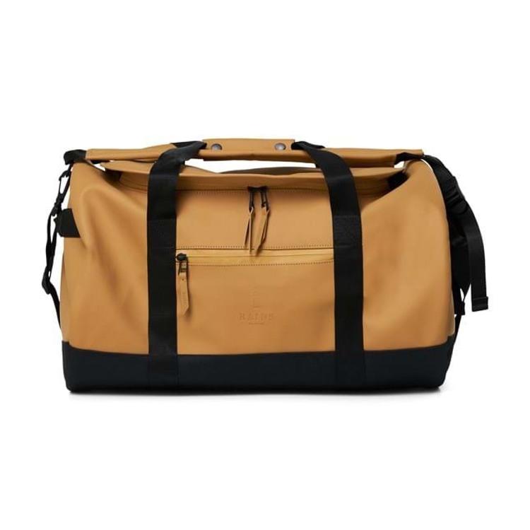 Rains Duffel Bag M Camel 1