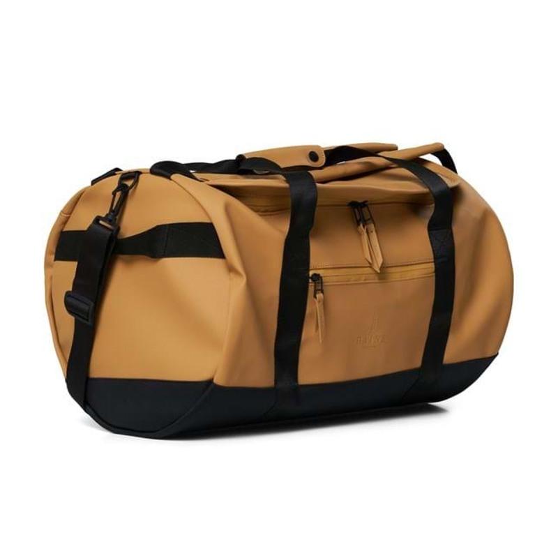 Rains Duffel Bag M Camel 2