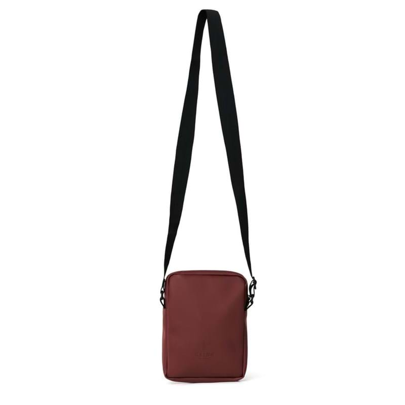 Rains Skuldertaske Jet Bag Bordeaux 1
