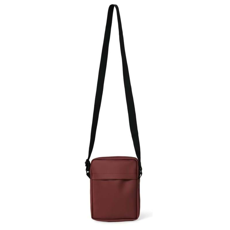 Rains Skuldertaske Jet Bag Bordeaux 2