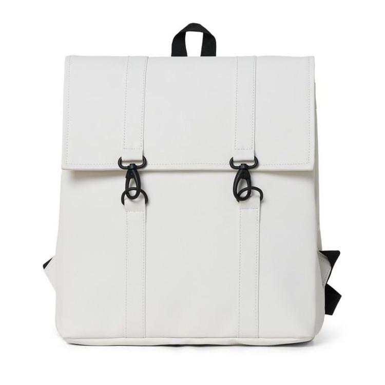 Rains Rygsæk Msn Bag Mini Off Hvid 1
