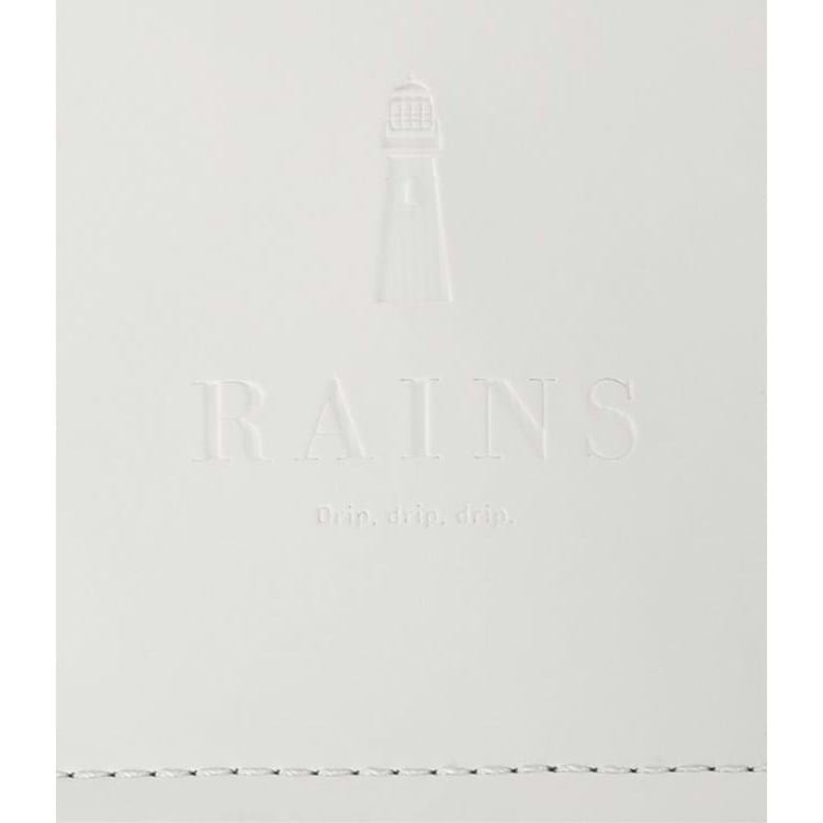 Rains Rygsæk Msn Bag Mini Off Hvid 4