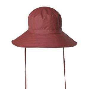 Rains Regnhat Boonie Hat Str S/M Rød