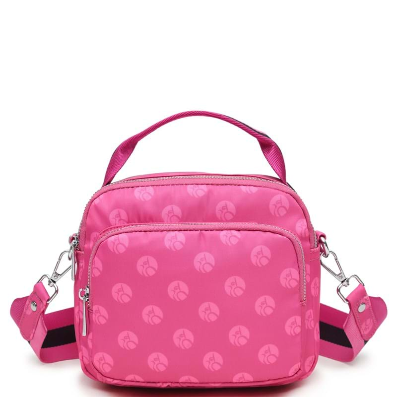 Adax Skuldertaske Rosalil Sepino Pink 1