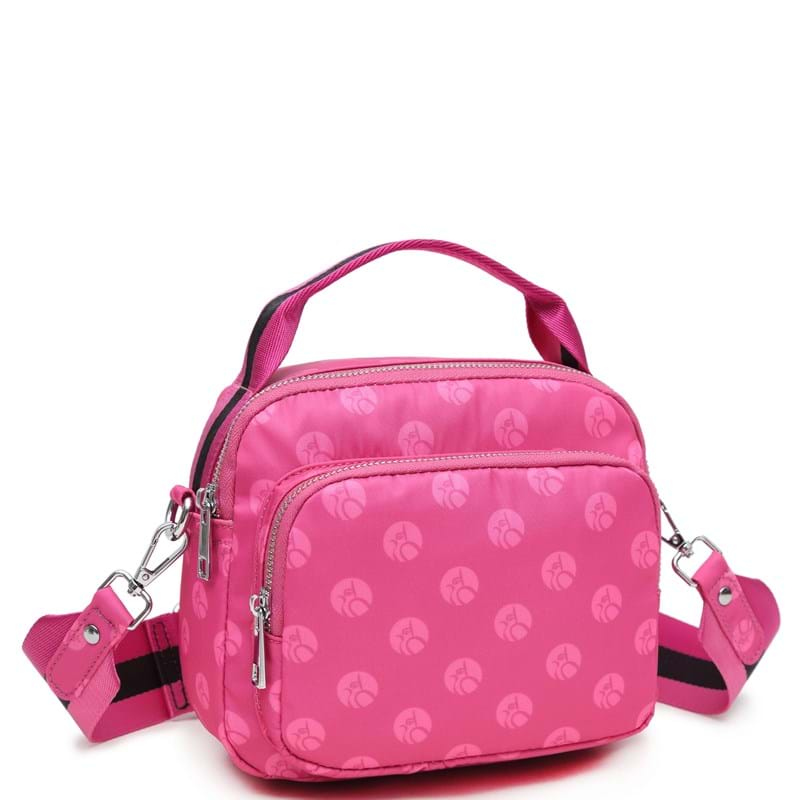 Adax Skuldertaske Rosalil Sepino Pink 4