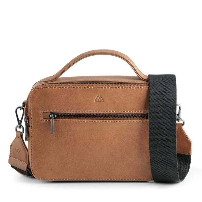 Markberg Crossbody Kyla Antique Caramel 1