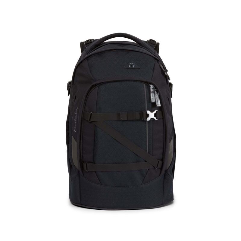 Satch Skoletaske Pack Limited Ed Sort/Sort 1