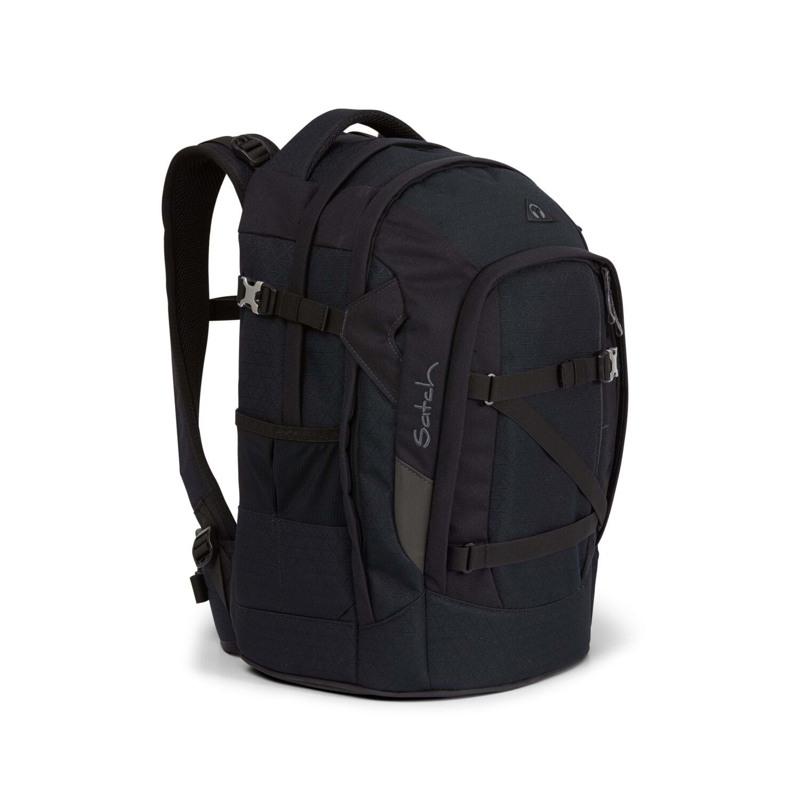 Satch Skoletaske Pack Limited Ed Sort/Sort 2