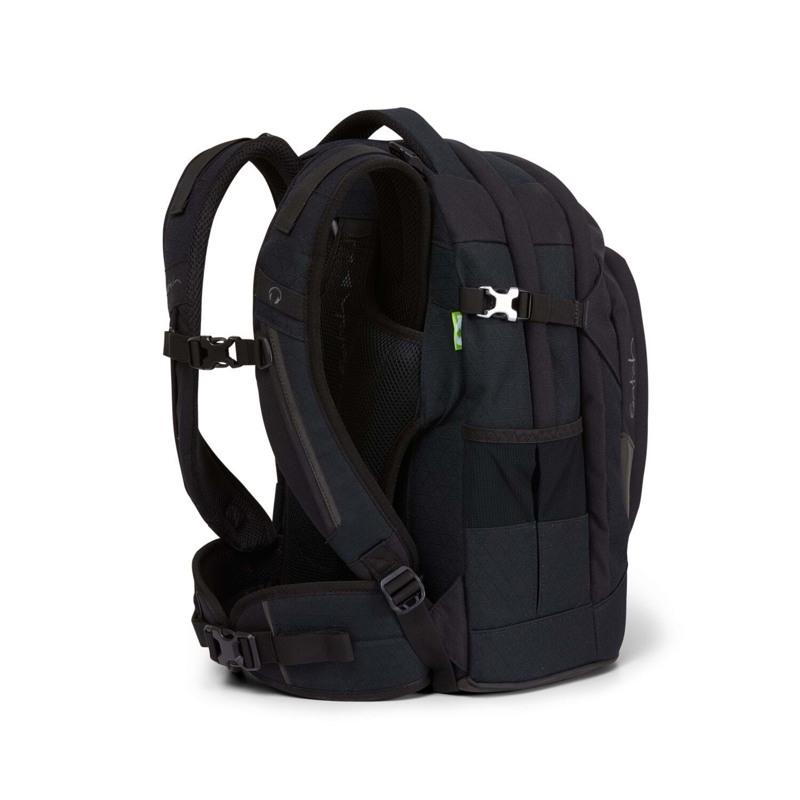 Satch Skoletaske Pack Limited Ed Sort/Sort 4