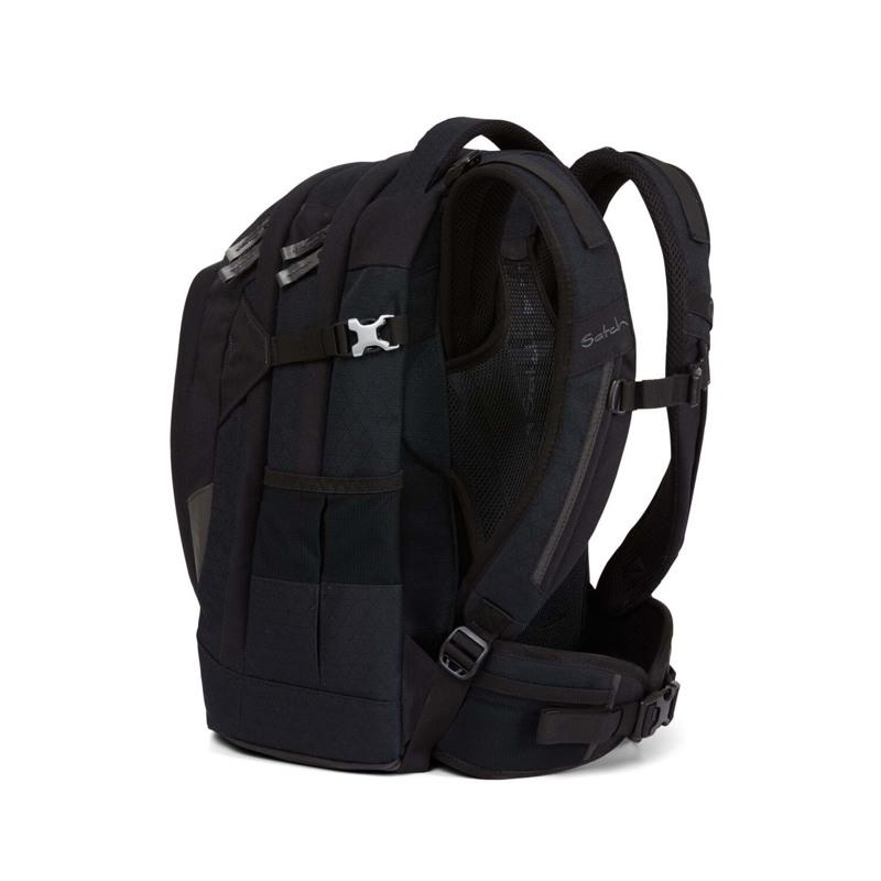 Satch Skoletaske Pack Limited Ed Sort/Sort 6