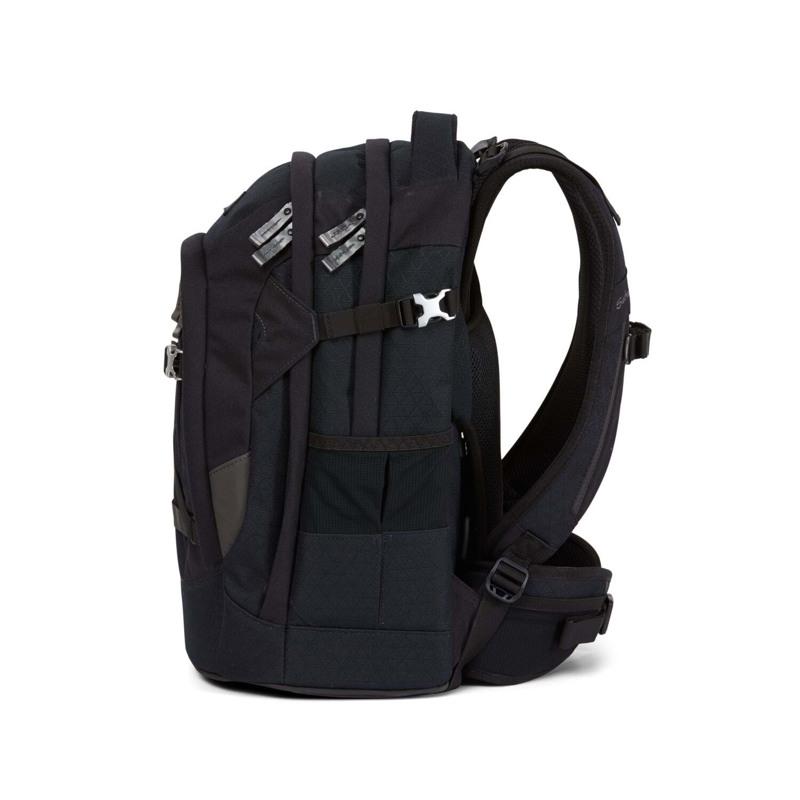 Satch Skoletaske Pack Limited Ed Sort/Sort 7