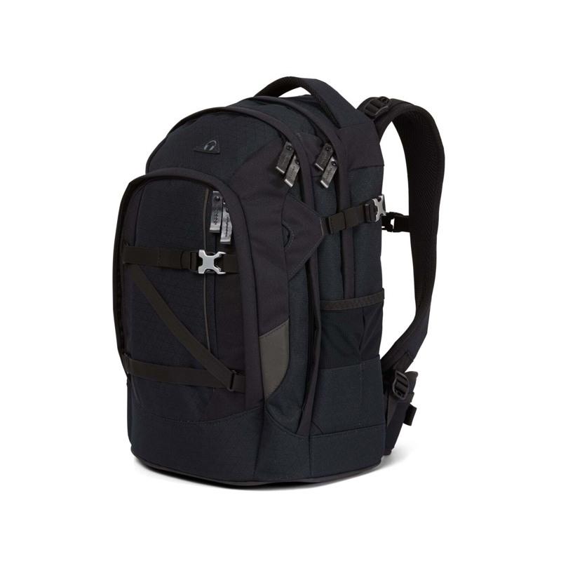 Satch Skoletaske Pack Limited Ed Sort/Sort 8