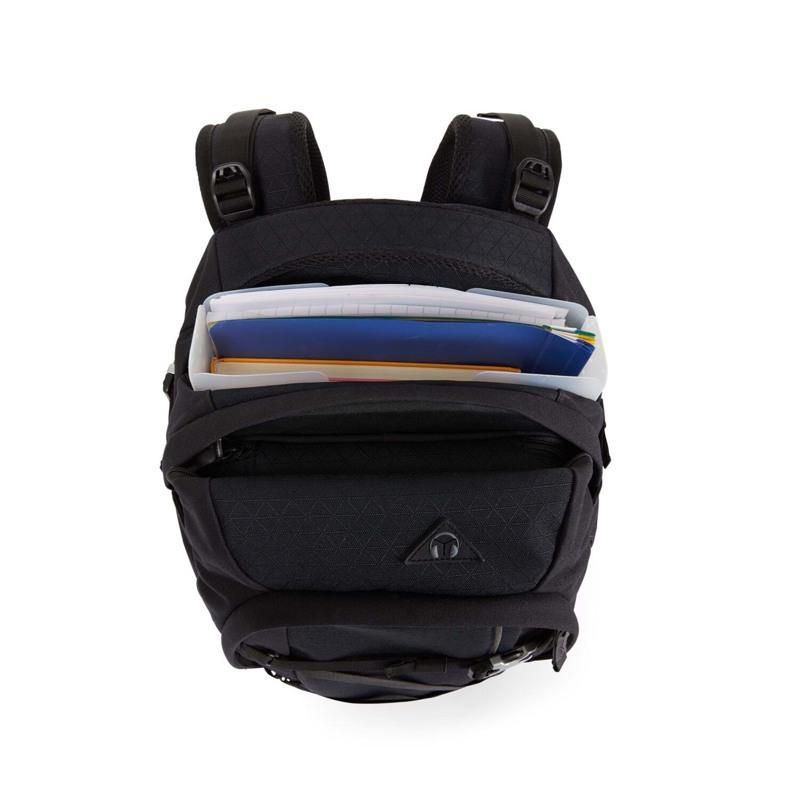 Satch Skoletaske Pack Limited Ed Sort/Sort 9