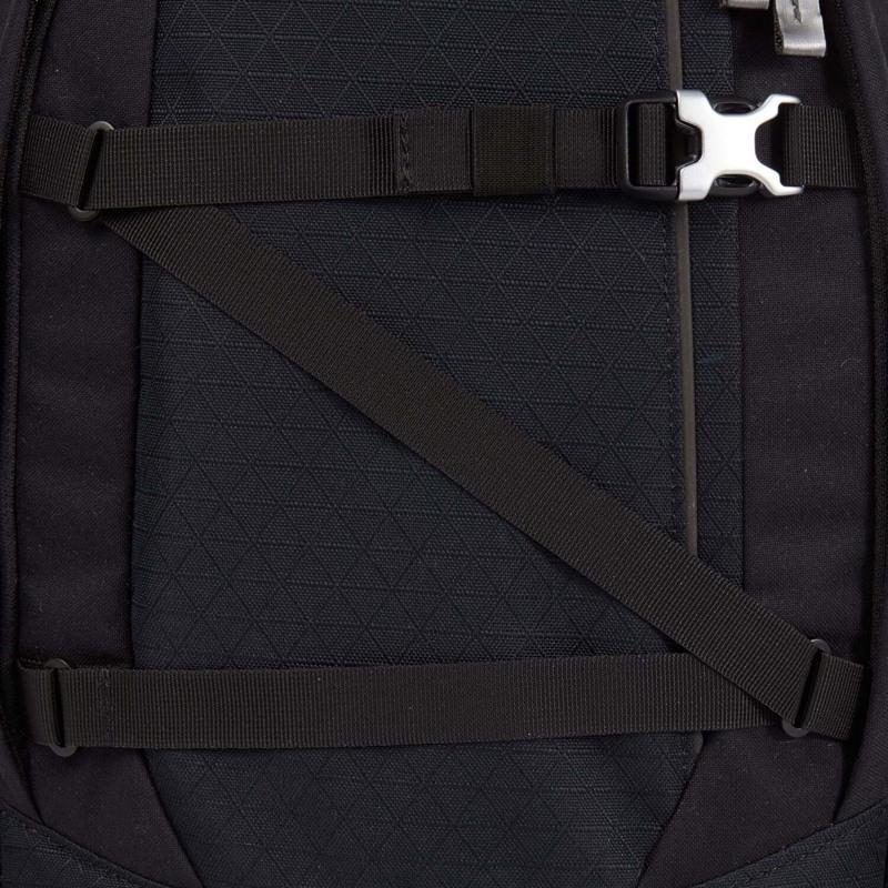 Satch Skoletaske Pack Limited Ed Sort/Sort 10