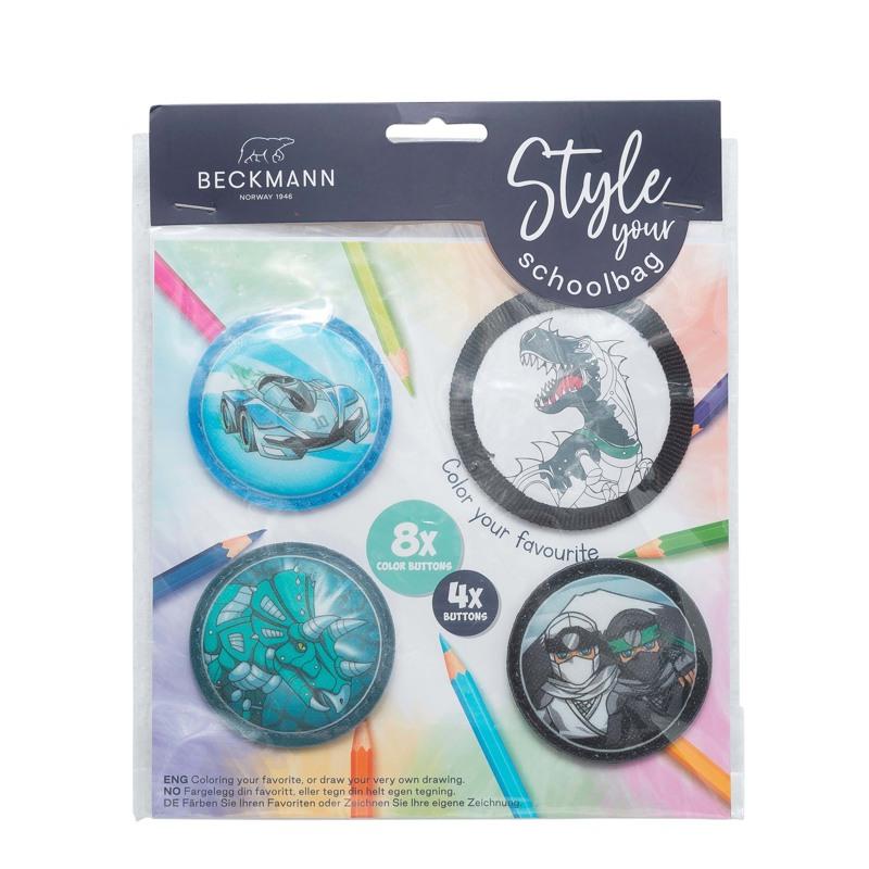 Beckmann Button Pack Sort 1