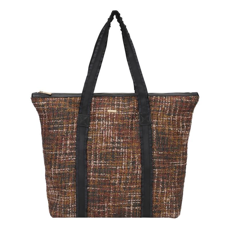 Day et Shopper Day G Tweed Brunt mønster 1