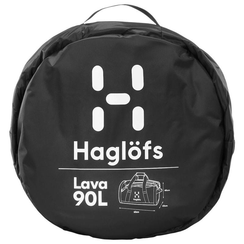 Haglöfs Duffel Bag Lava 90 Sort 5