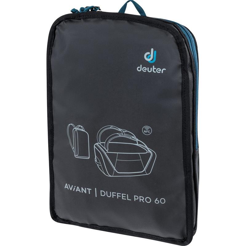 Deuter Duffel Bag Aviant Pro 60 Sort 3