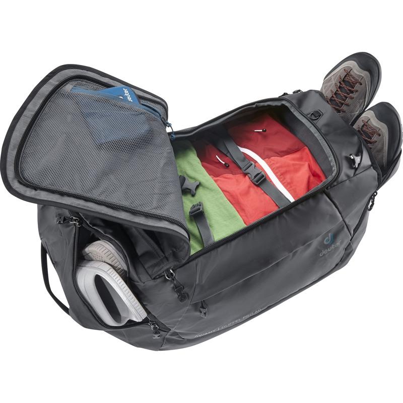 Deuter Duffel Bag Aviant Pro 60 Sort 2