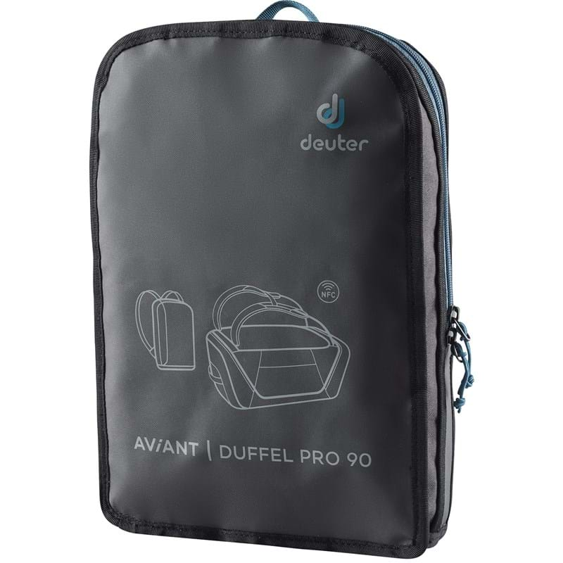 Deuter Duffel Bag Aviant Pro 90 Sort 4